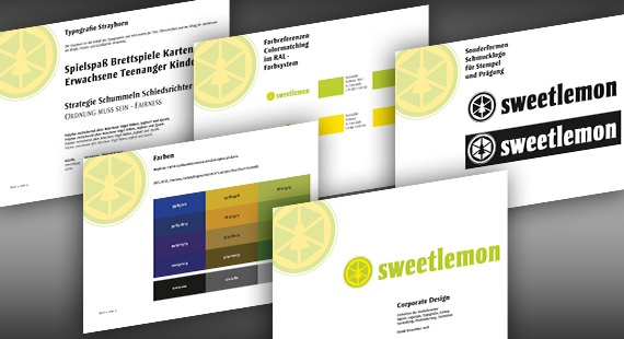 carographic Sweet Lemon Publishing, logo design, logodesign, nicegameshop, nicegamehub, cottbus