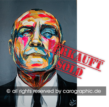 Original, art, carographic, paintings, malerei, cottbus, germany, phil collins, genesis