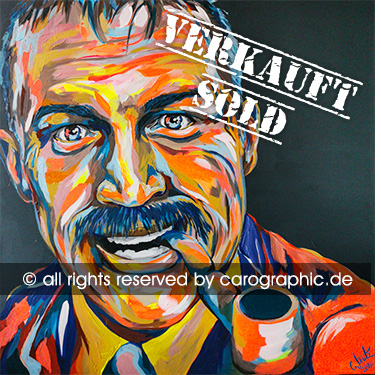 Original, art, carographic, paintings, malerei, cottbus, tom hardy, mad max, mad, red, orange, neon, big, canvas, Leinwand, acrylic painting, gesichter, portraits